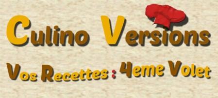 Logo vosrecettes4emevolet