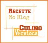 Logo recette no blog Culino Versions