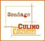 Logo sondage Culino Versions