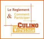 logo reglement participation Culino Versions