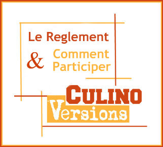 logo reglement participation Culino Versions