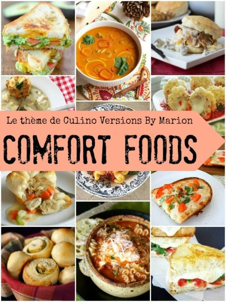 Theme Culino Versions Janvier 2014 Comfort Food