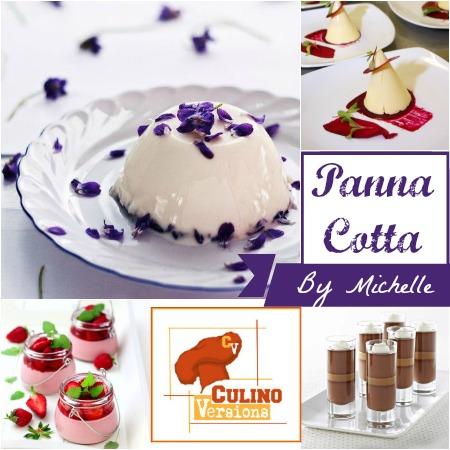 Logo Culino Versions aout panna cotta