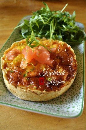 Degustation-quiche-lorraine-saumon-fume-citron-vert-