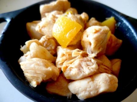 Amalia Tajine poulet citron olives
