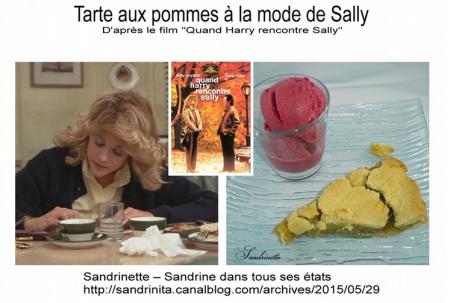 Sandrine 10 recette