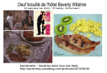 Sandrine 11 recette