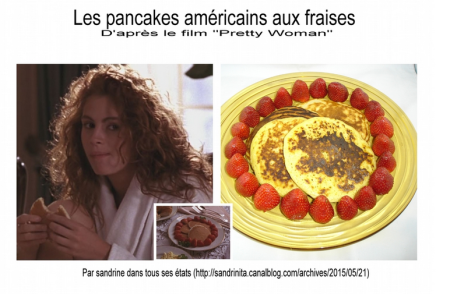 Sandrine 2 recette