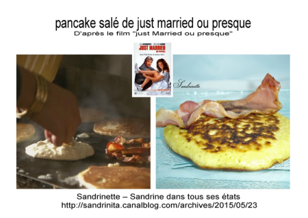 Sandrine 4 recette