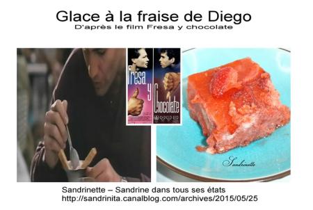 Sandrine 6 recette