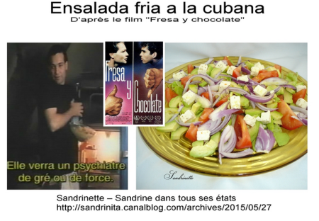 Sandrine 8 recette