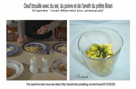 Sandrine 9 recette