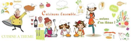 Banniere Cuisine a theme